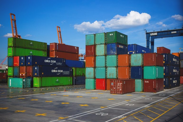 Containers in doks